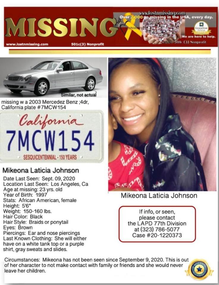 Mikeona Johnson