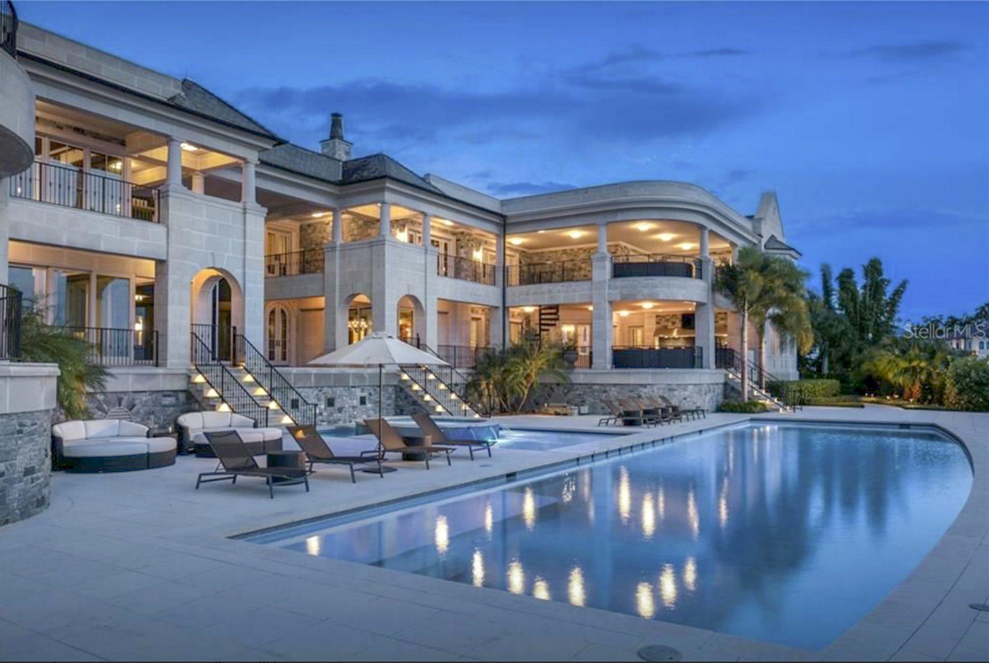 La casa de Derek Jeter