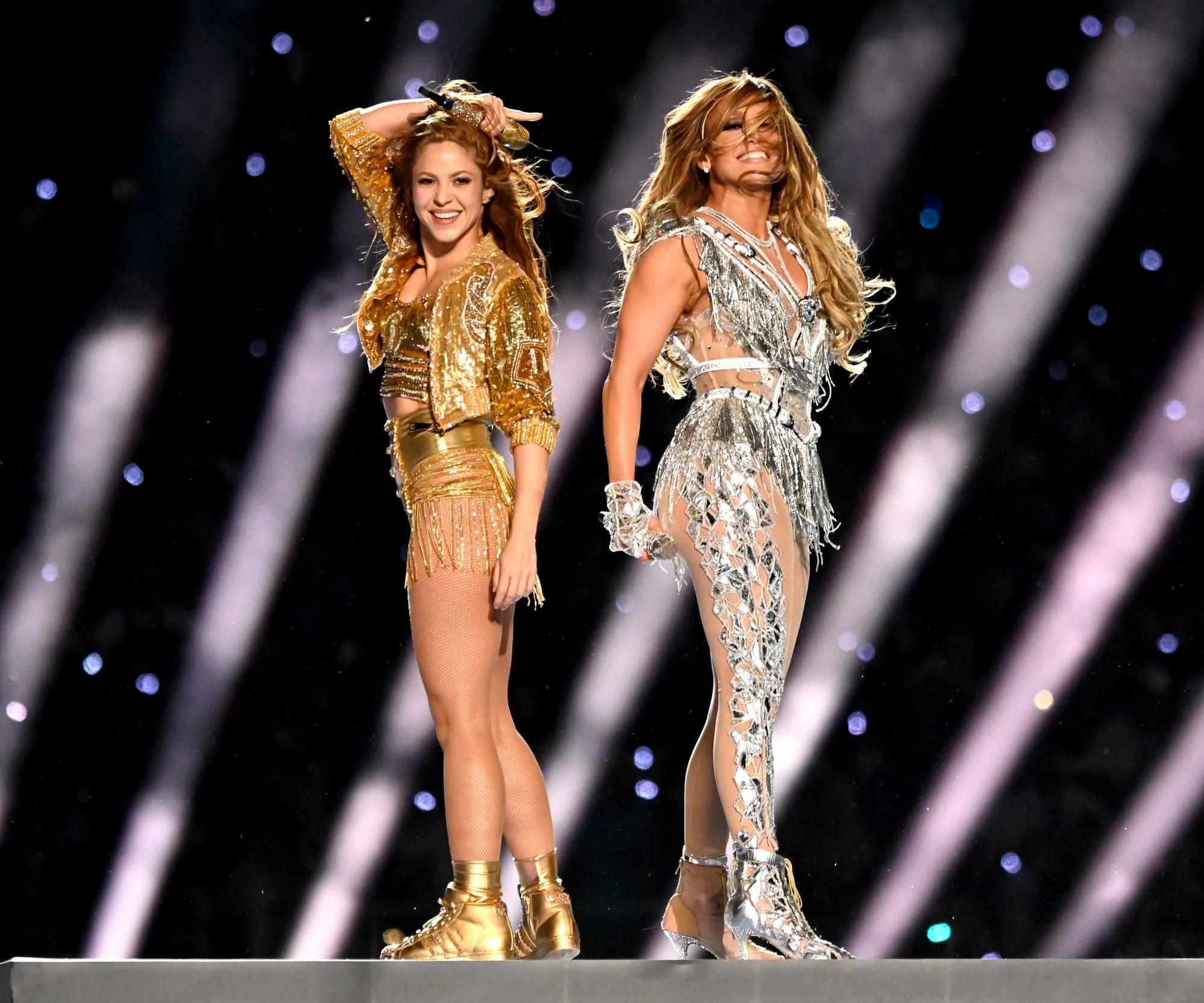 Influyentes - Shakira and JLO