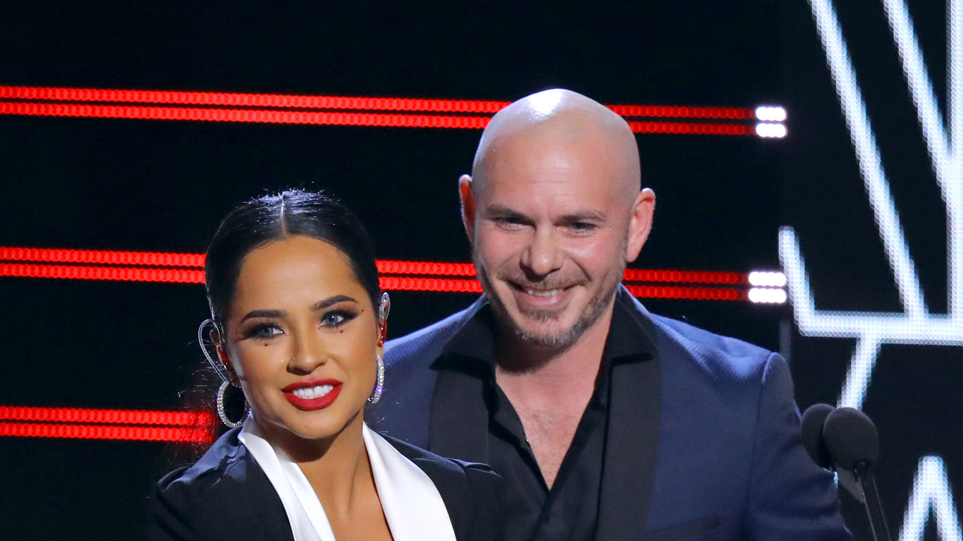 Pitbull and Becky G