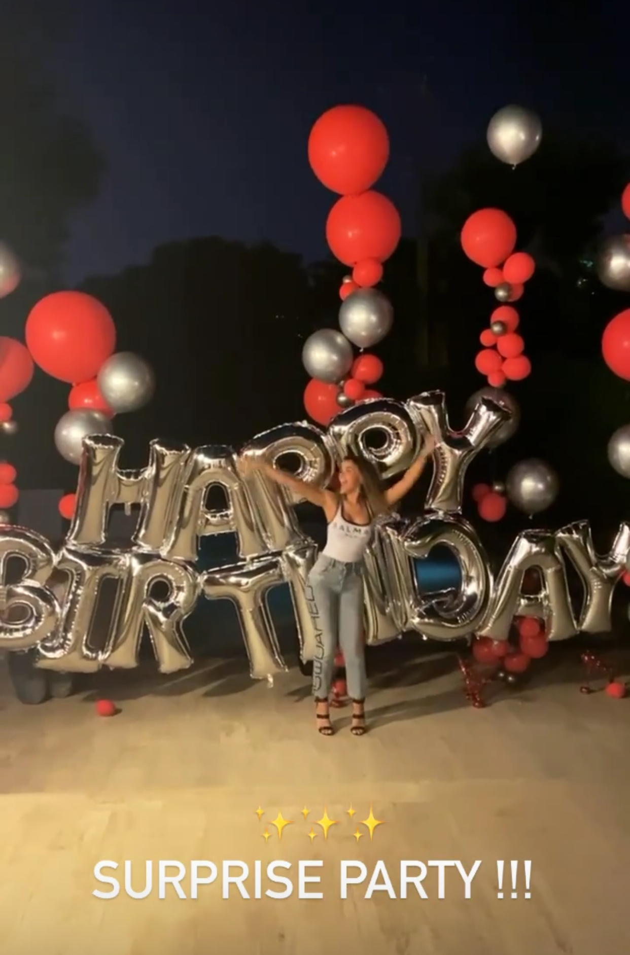 Clarissa Molina cumpleaños
