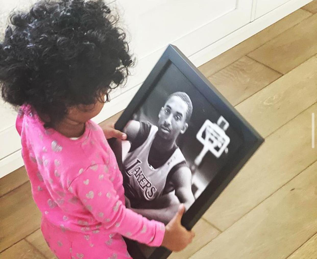 Koko Bean Capri Kobe Bryant