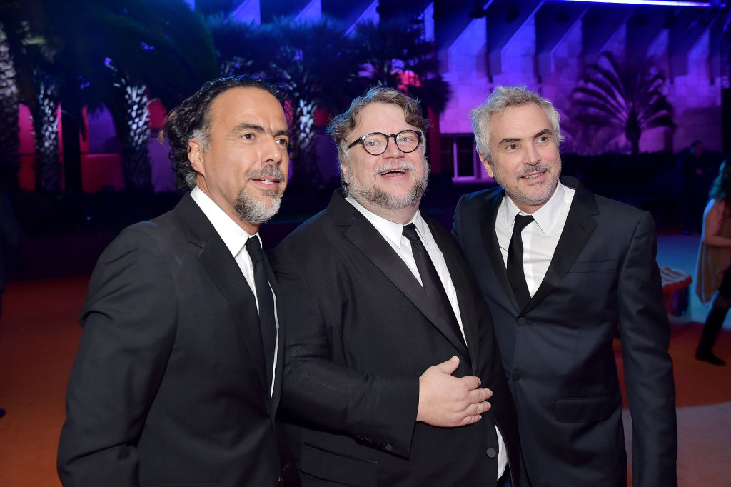Alejandro González Iñárritu, Guillermo del Toro, Alfonso Cuarón