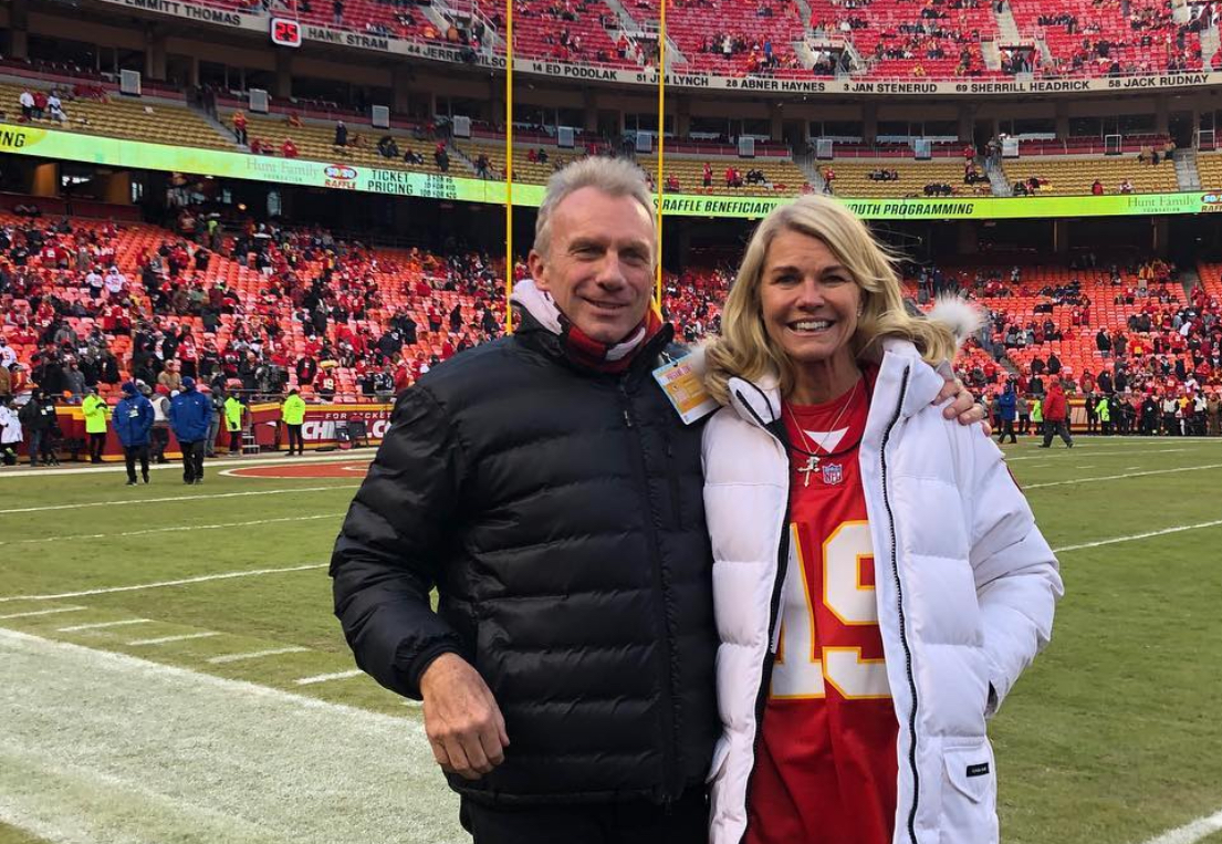 Joe Jennifer Montana