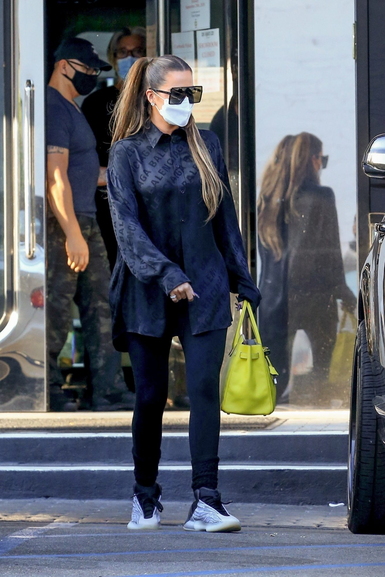 Khloe Kardashian, look, los angeles, hollywood, tristan thompson