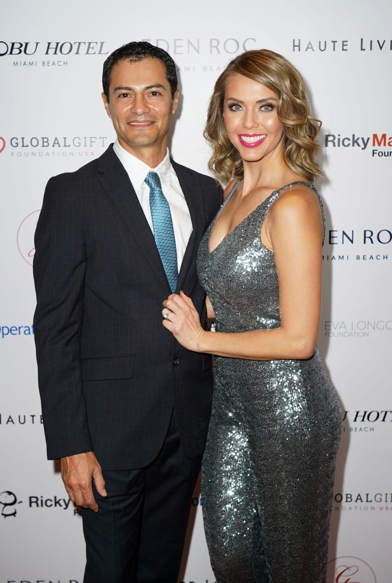 Jessica Carrillo y Raul Angeles