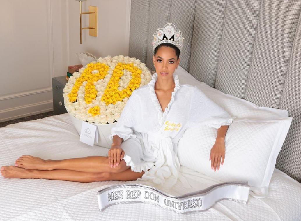 Miss República Dominican, reina, Miss Universo, Kimberly Jimenez