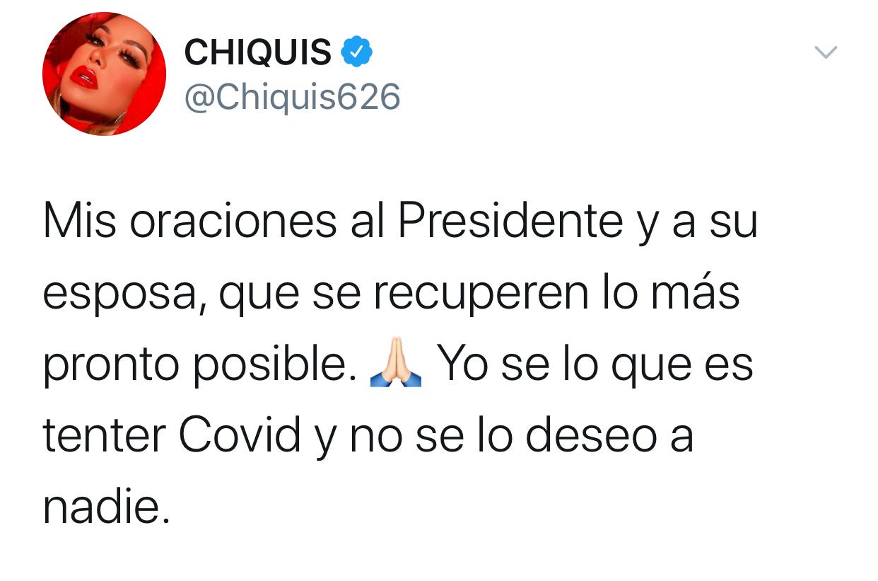 Chiquis Rivera Donald Trump