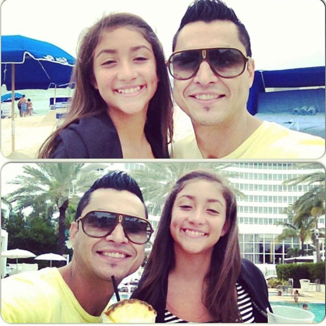 Elizabeth Michelle y Anthony Galindo