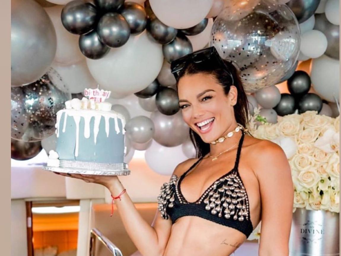 Zuleyka Rivera cumpleaños