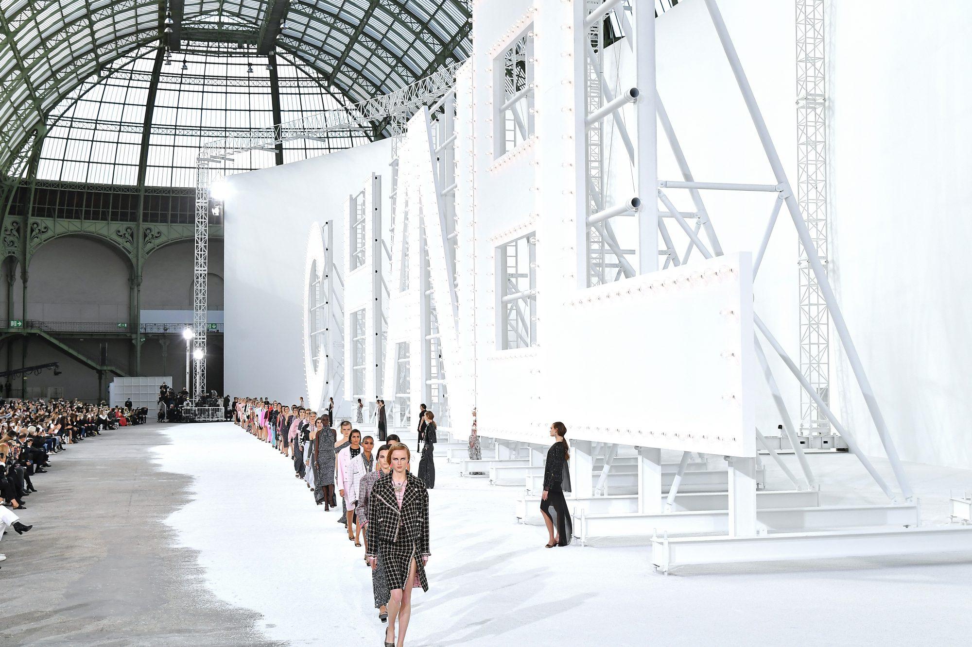 Chanel, runway, desfile, paris fashion week 2020, ready to wear