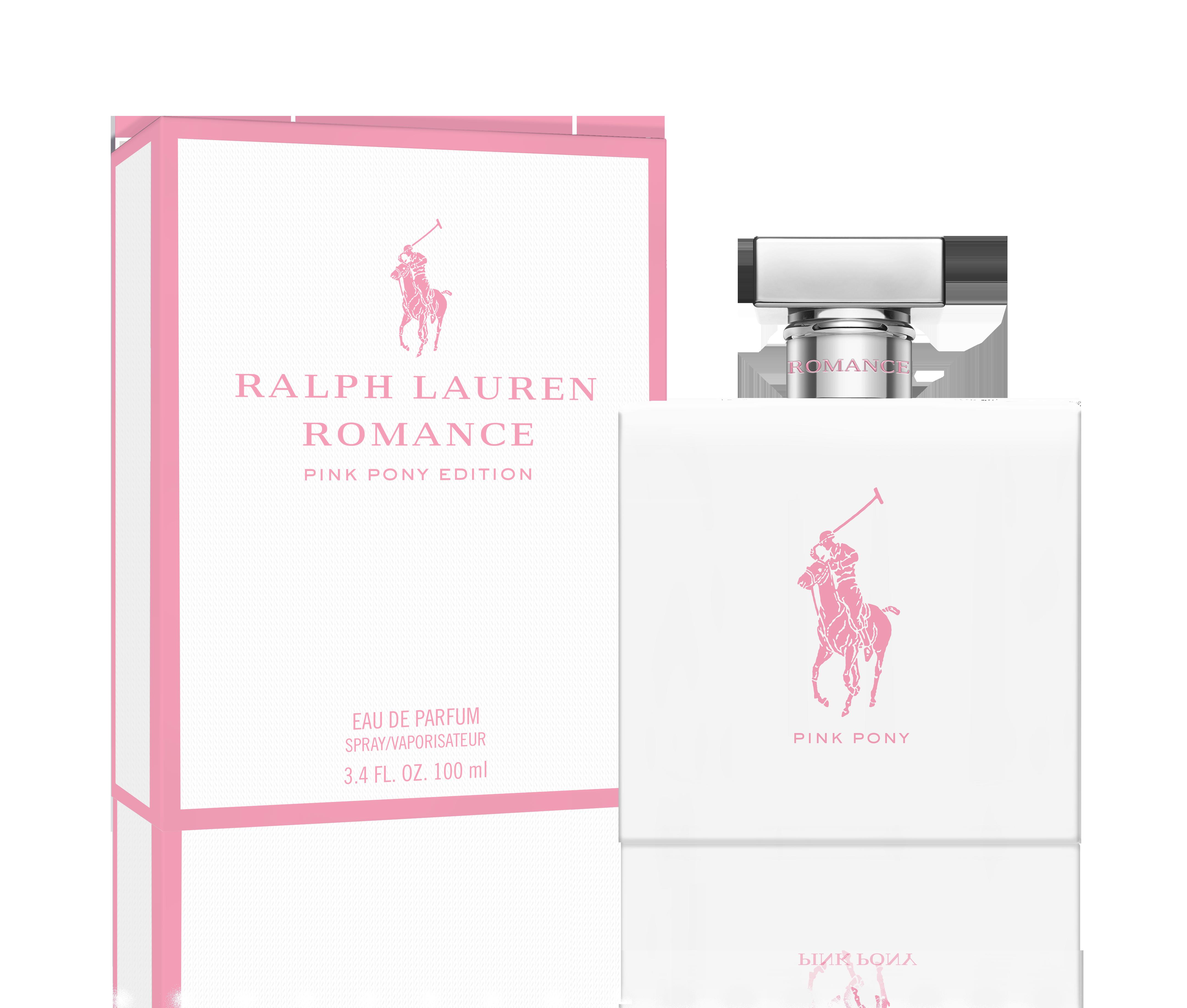 perfume de Ralph Lauren, cancer awareness