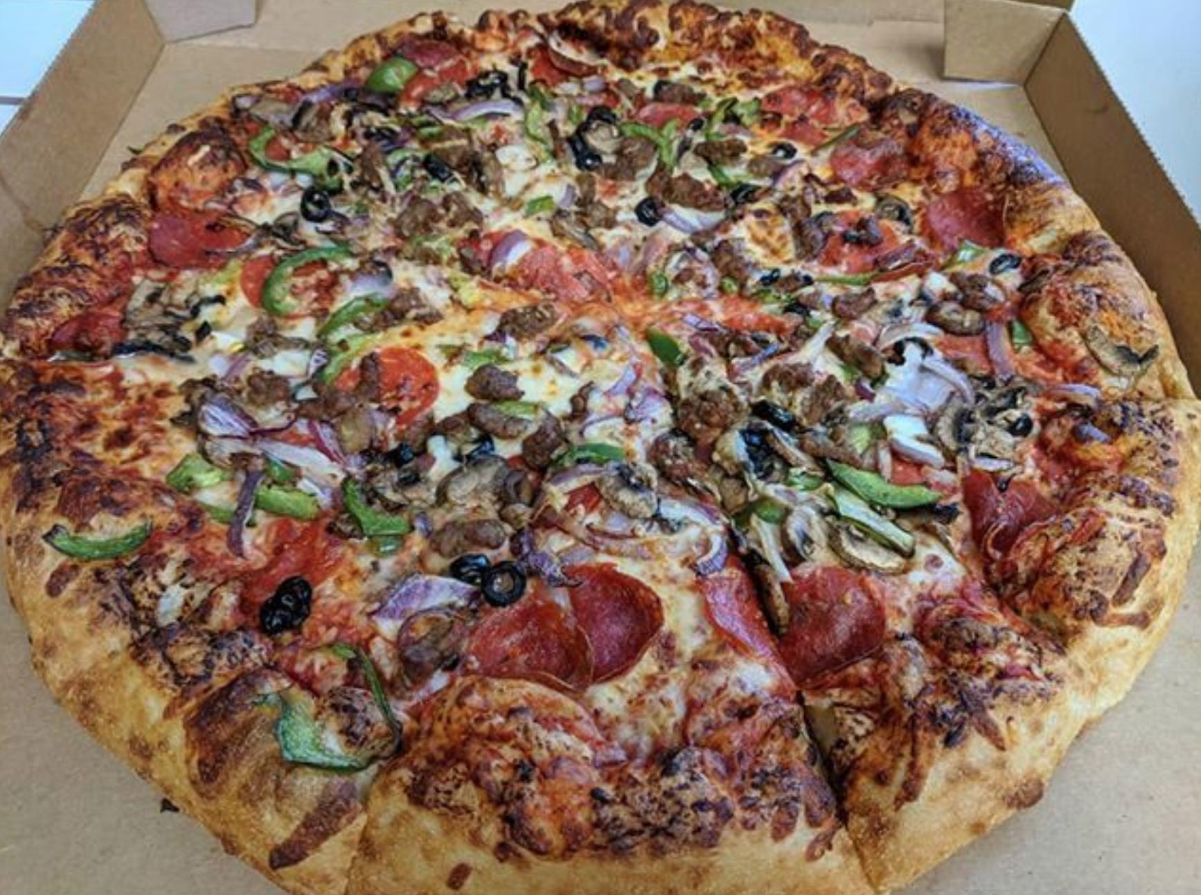 Costco, Combo pizza