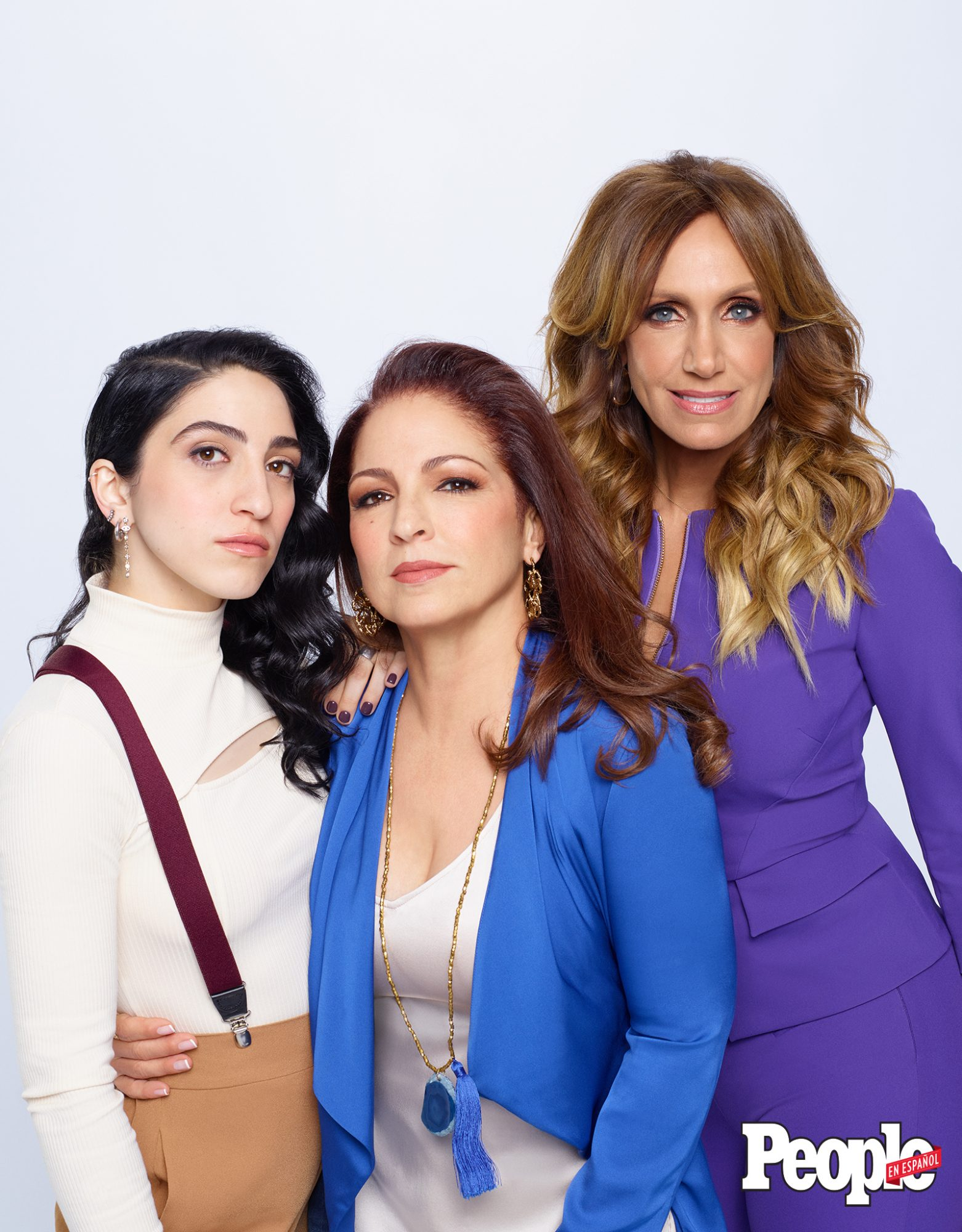 Gloria, Lili y Emily Estefan (DO NOT REUSE)