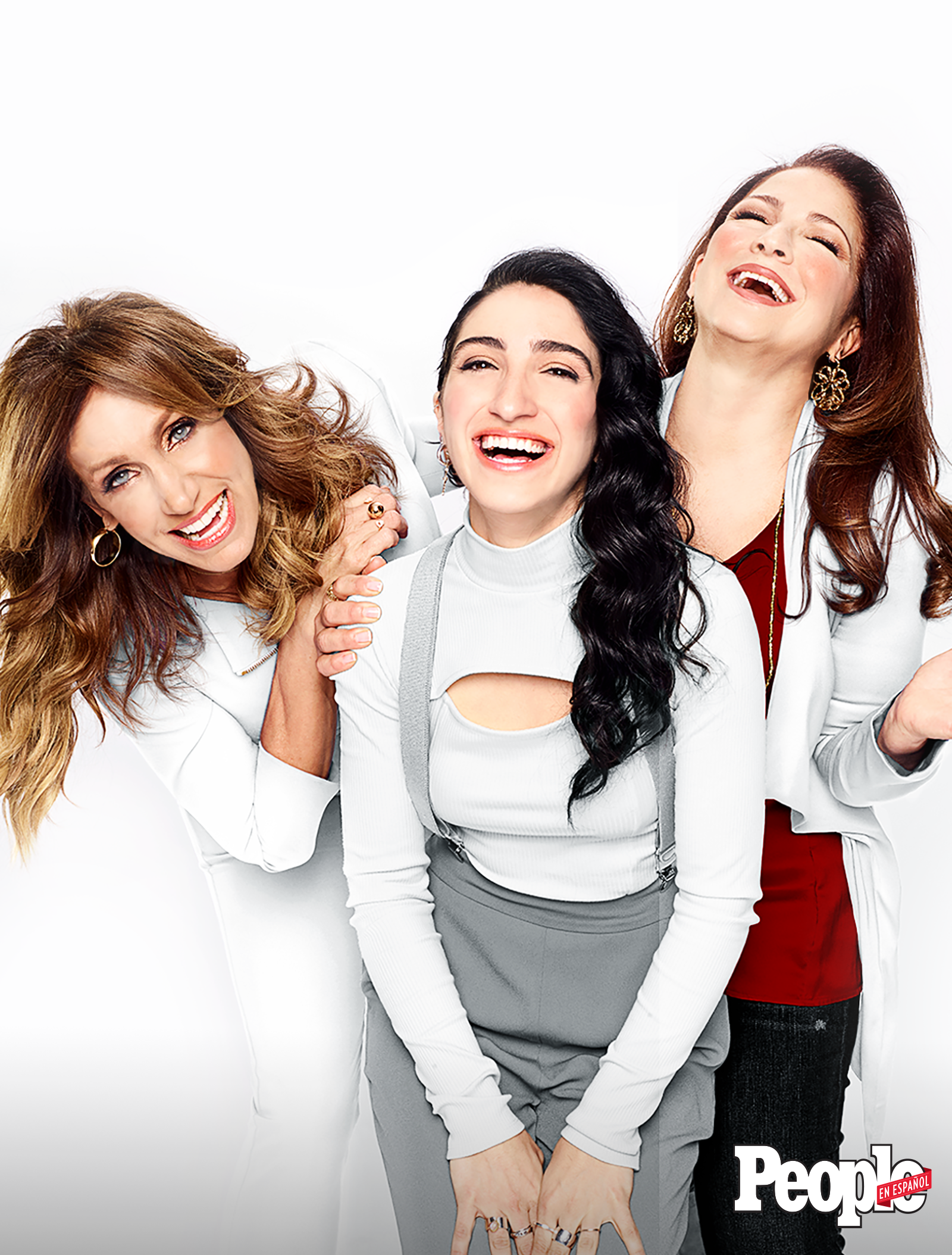 Gloria, Lili y Emily Estefan (DO NOT REUSE)