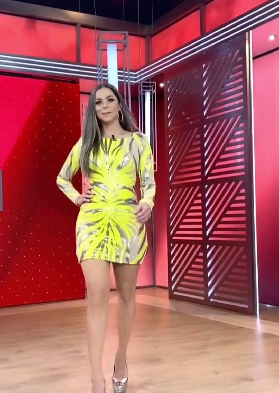Lourdes Stephen, fashion, look del día