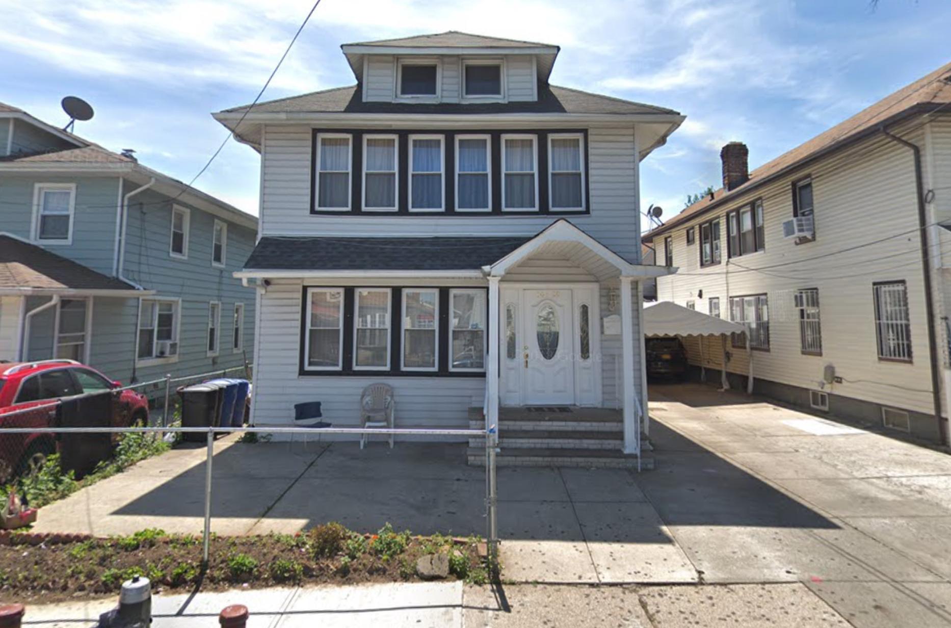 Recien nacido avandonado en Queens - 107-20 126th Street Sabita Dookram