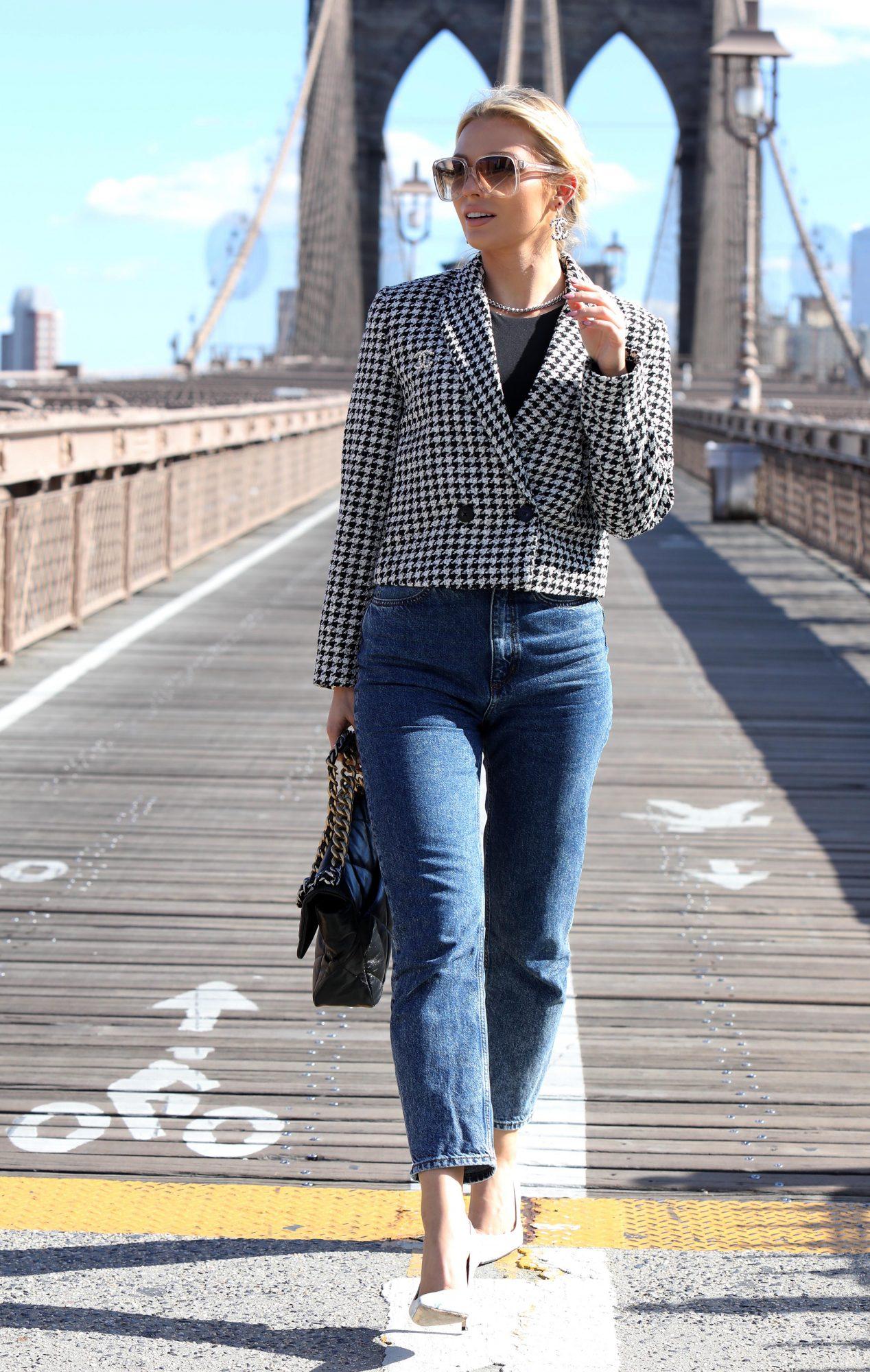 Irina Baeva, fashion, look del día