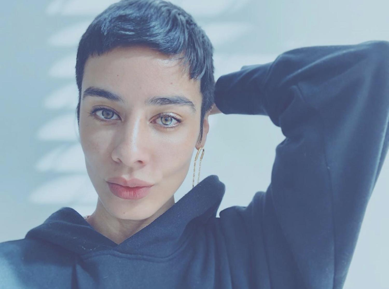 Esmeralda Pimentel hace frente a críticas por su cabello corto