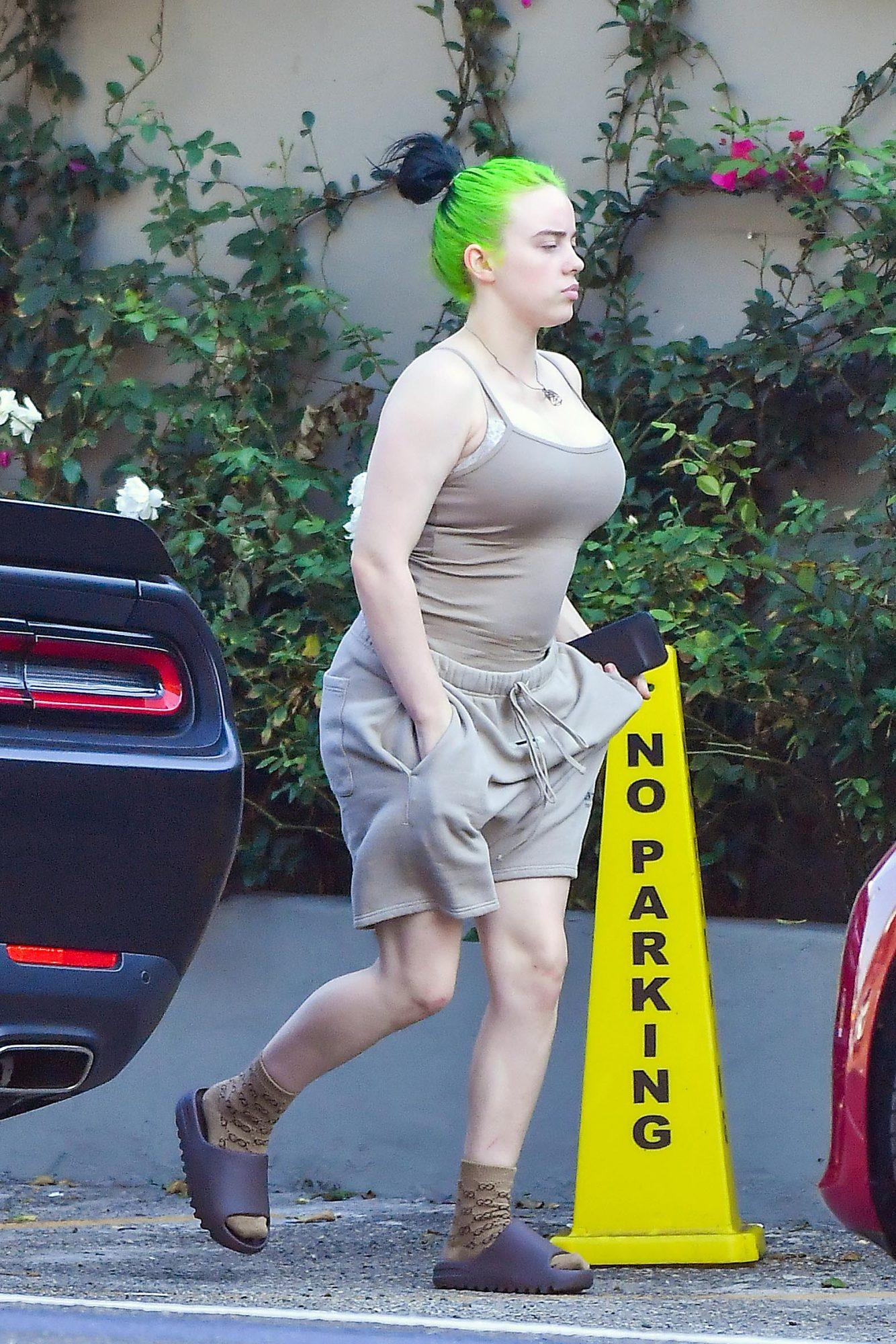 Billie Eilish, look del día, fashion