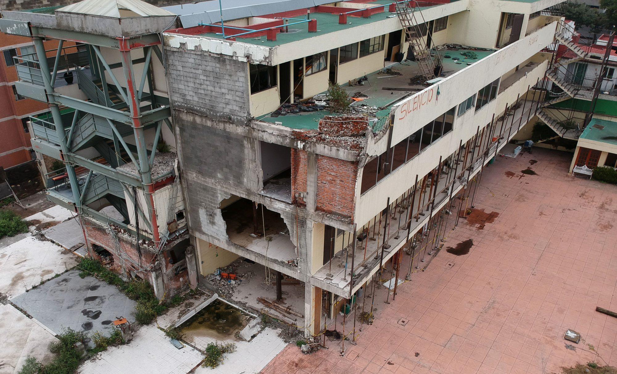 Enrique Rebsamen School