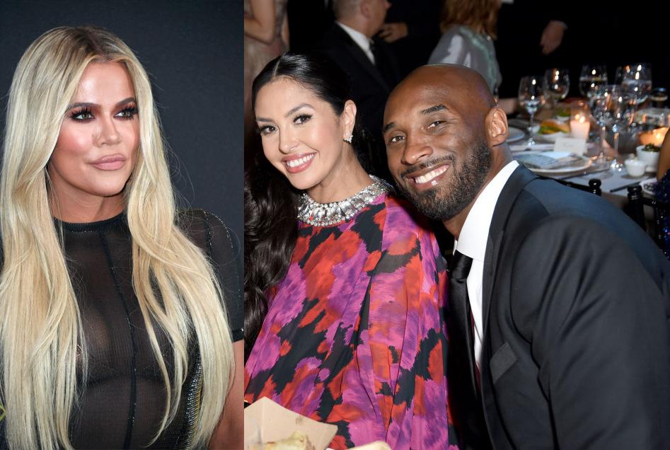Khloé Kardashian Vanessa Bryant Kobe