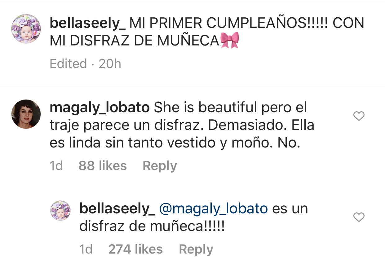 Marlene Favela comentario redes