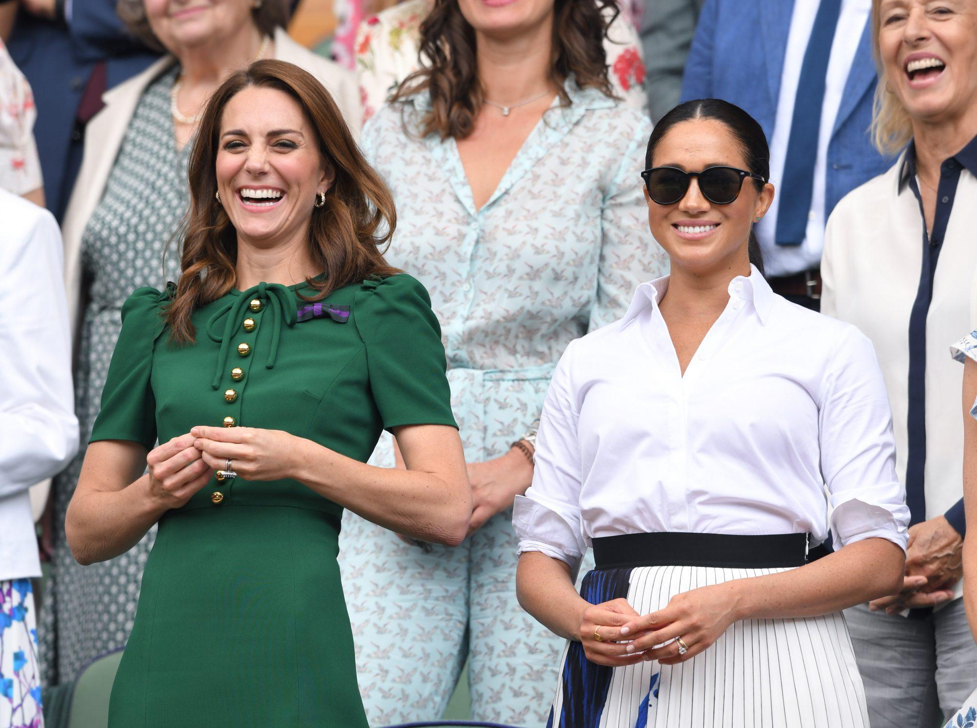 Este es el increíble aceite facial que usan Meghan Markle y Kate Middleton