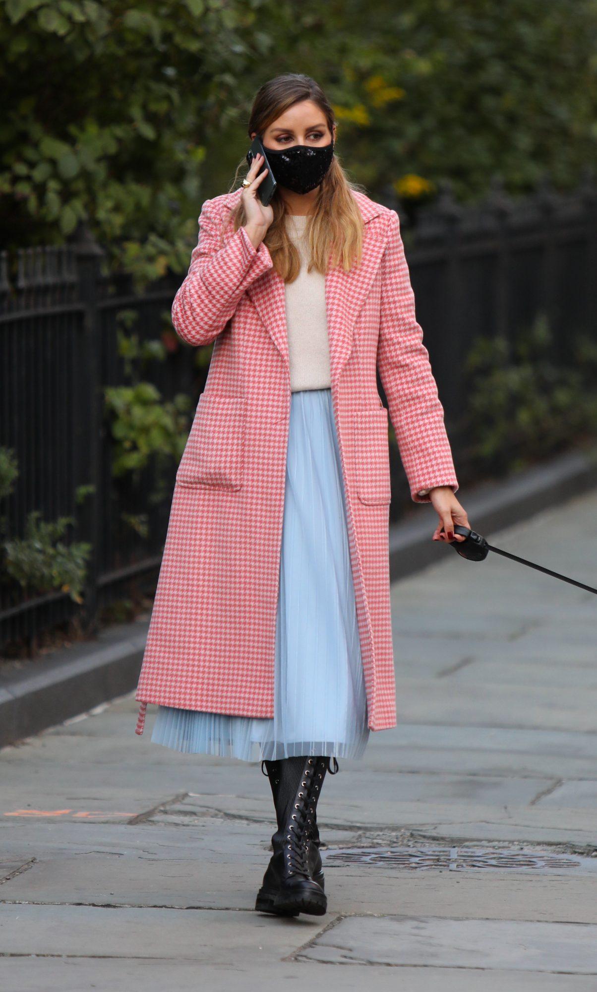 Olivia Palermo, look, new york, otono