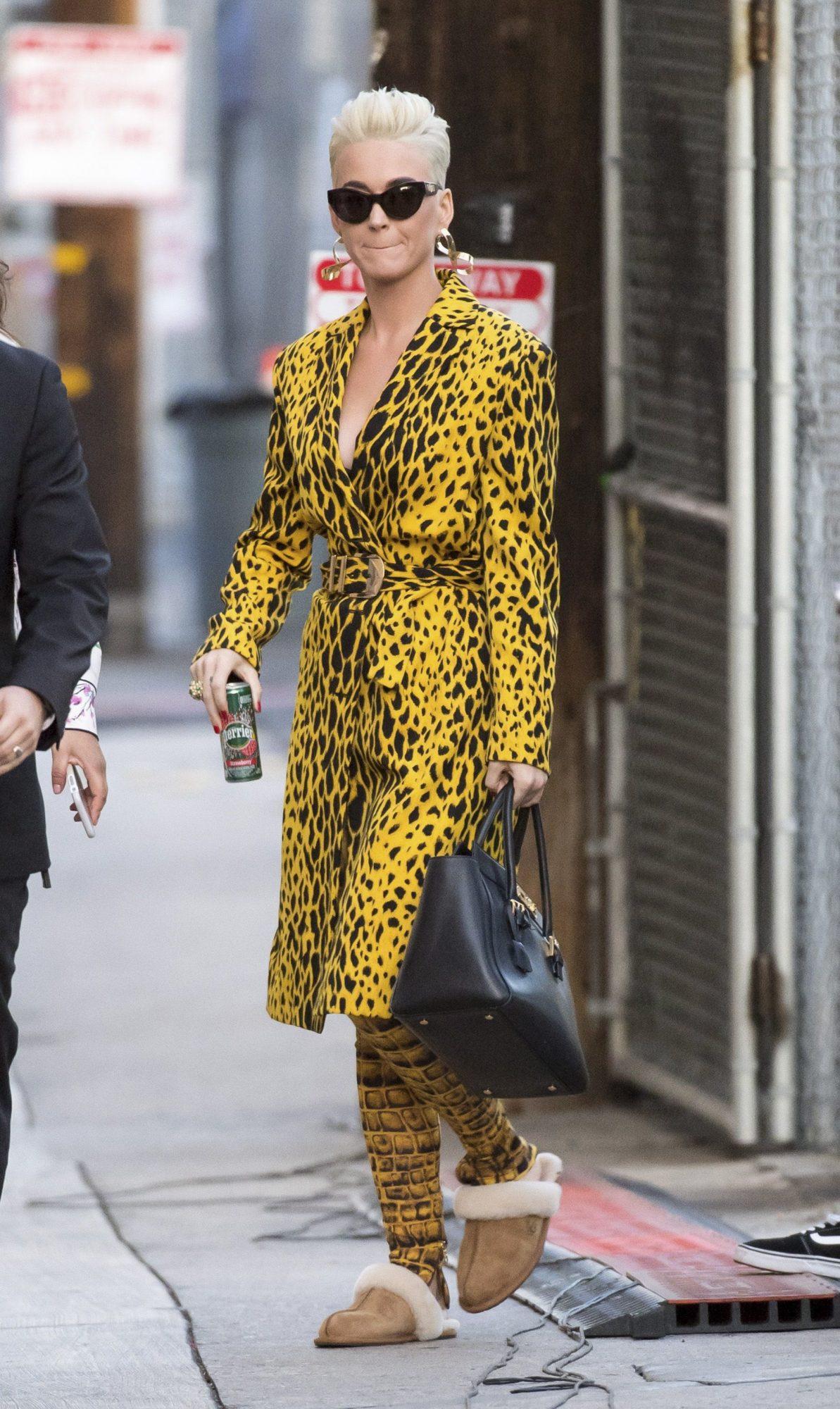 Katty Perry, fashion