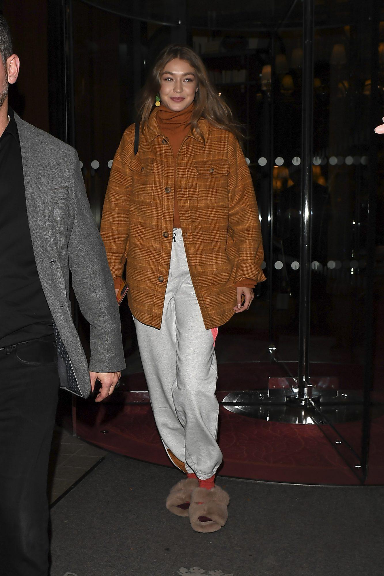 Gigi Hadid, fashion