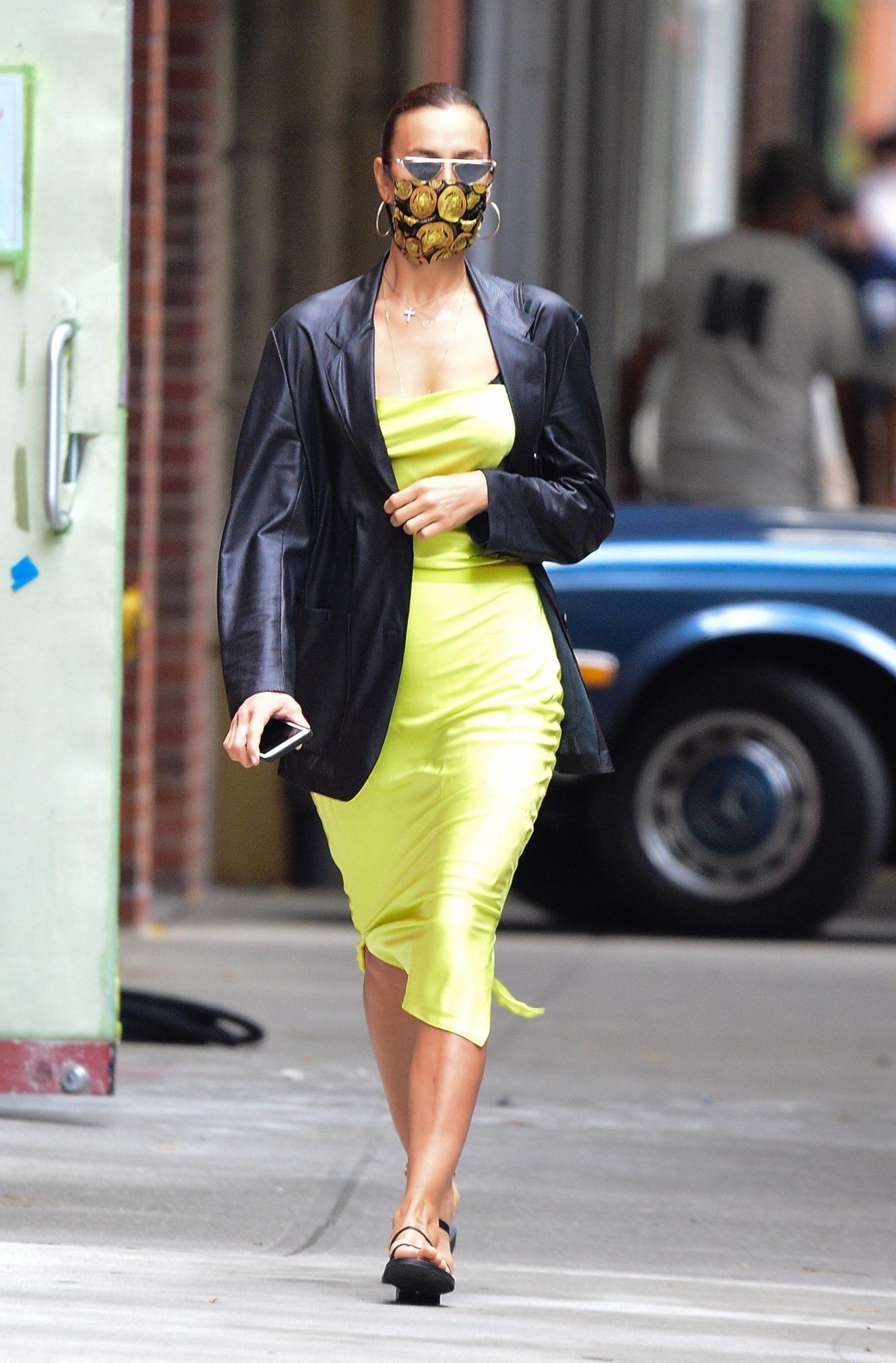 Irina Shayk, look, New york