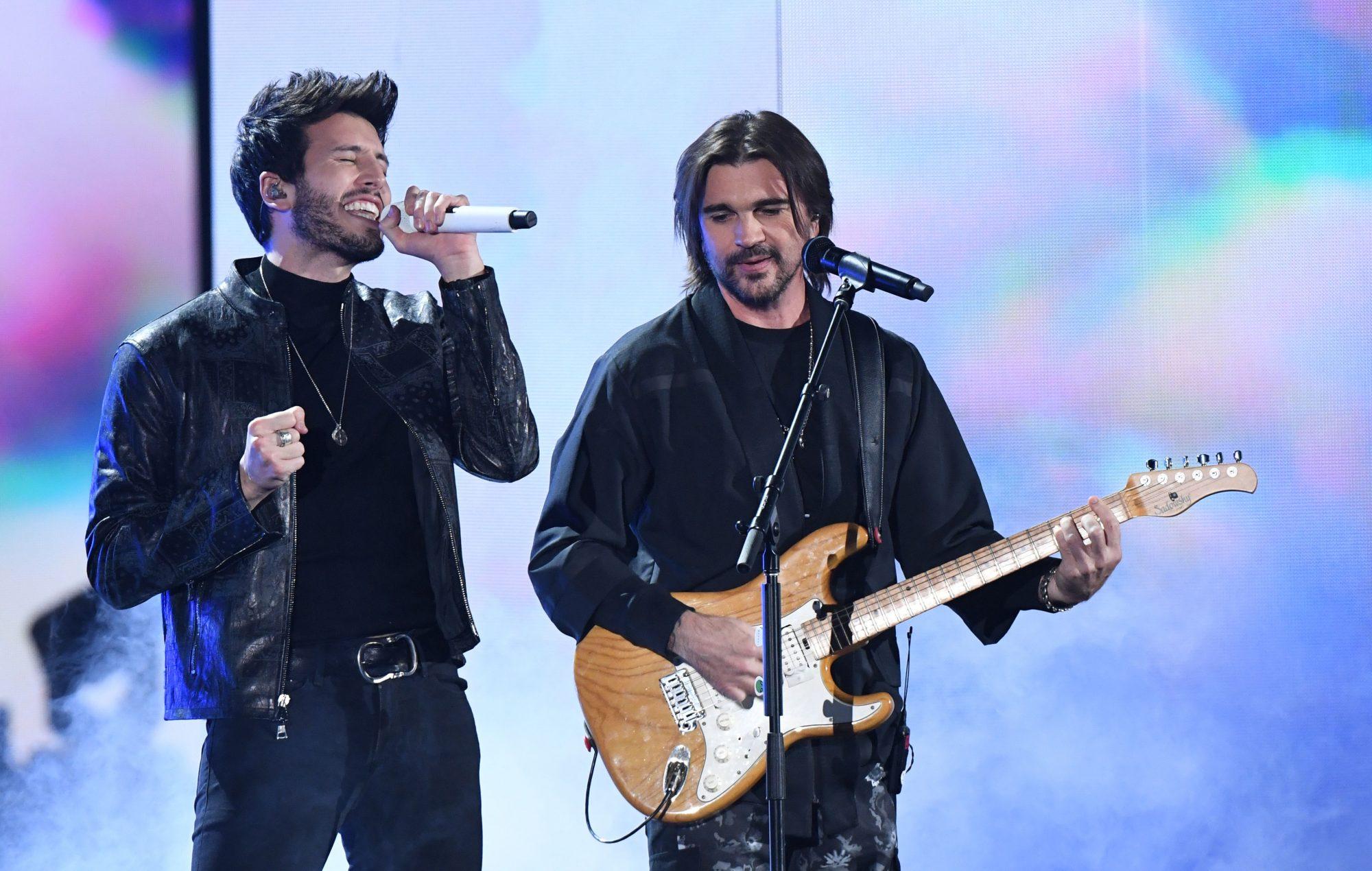 Sebastian Yatra y Juanes