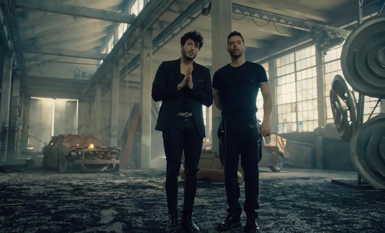 Sebastian Yatra y Ricky Martin