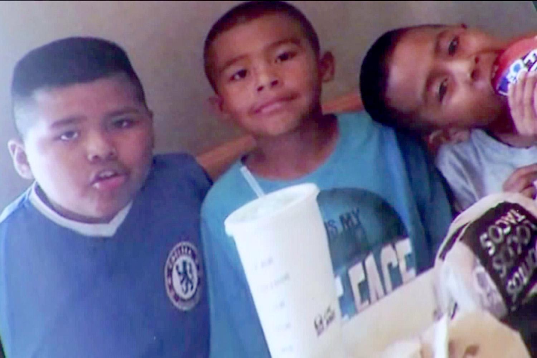 Luiz Fuentes mato a sus 3 hijos: Luis, 10, Juan, 9, and Alexander, 8