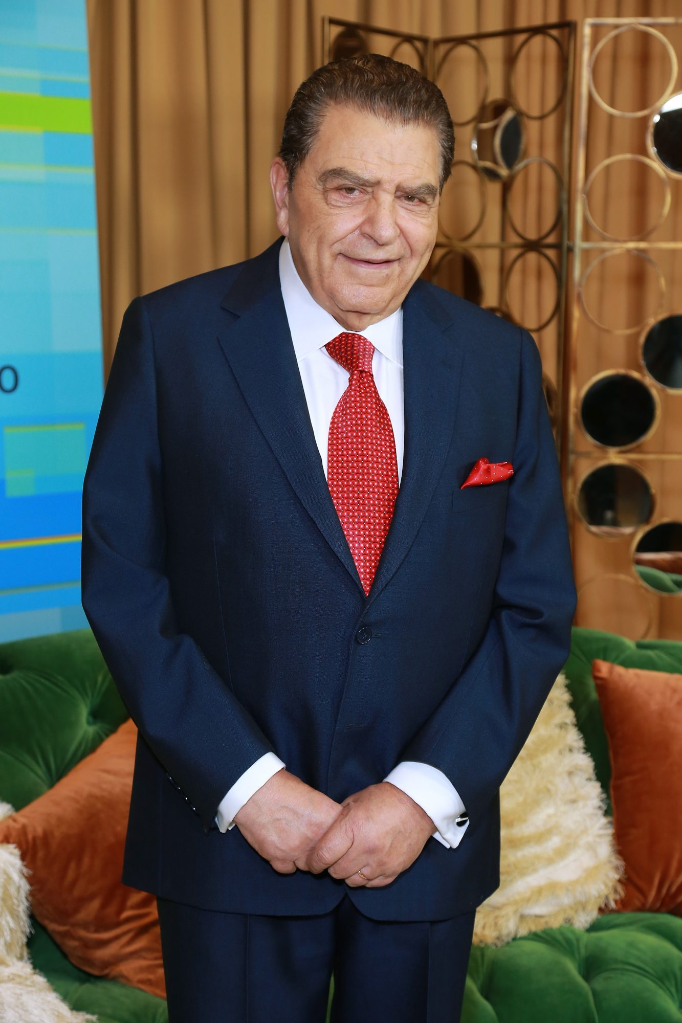 Don Francisco y Lili Estefan