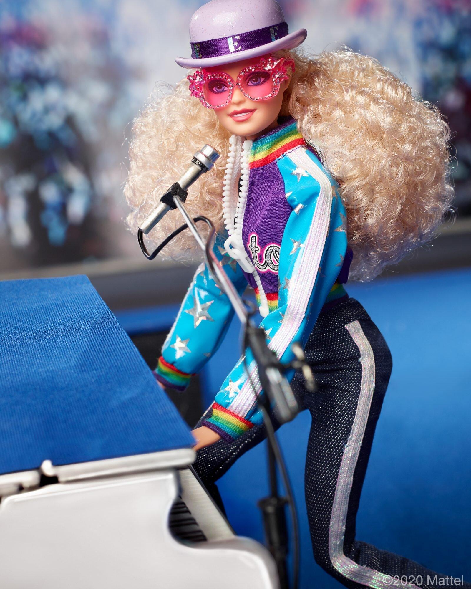 Elton John - Barbie