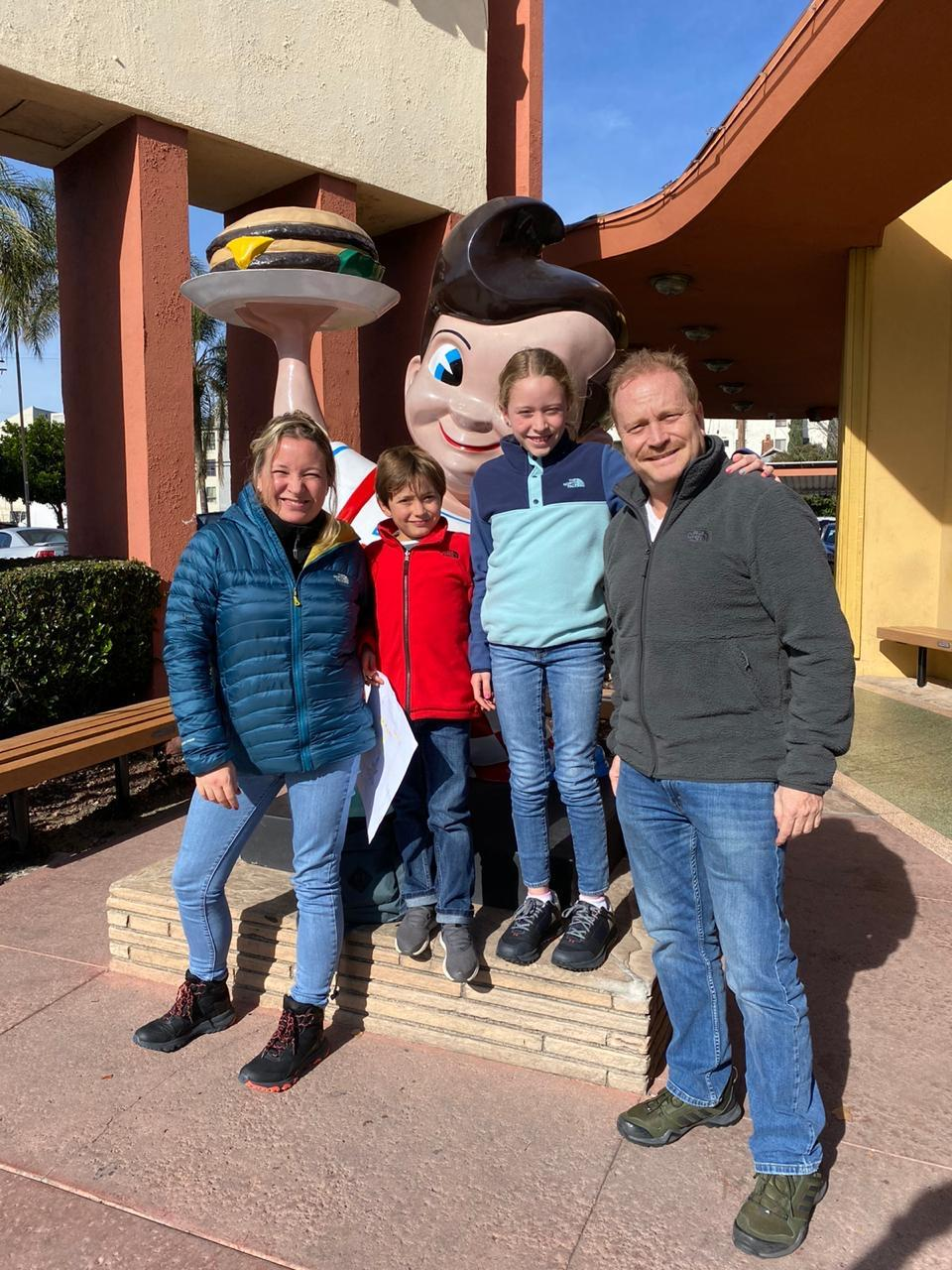 Christian Tappan y familia (DO NOT REUSE)