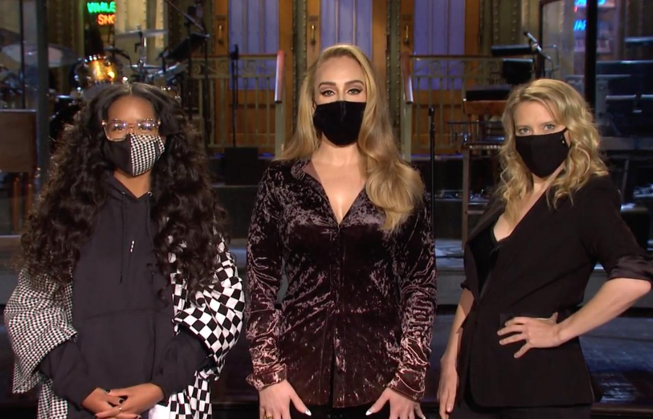 Adele; SNL