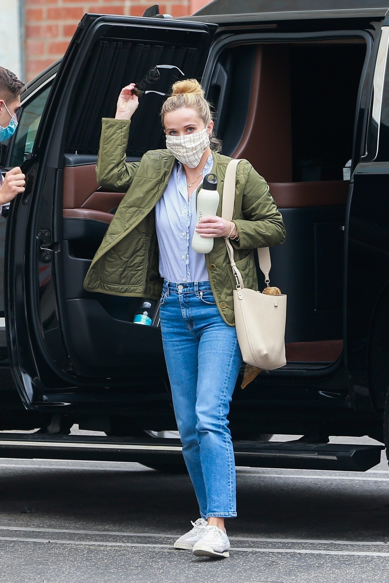 Reese Witherspoon, streetstyle, casual