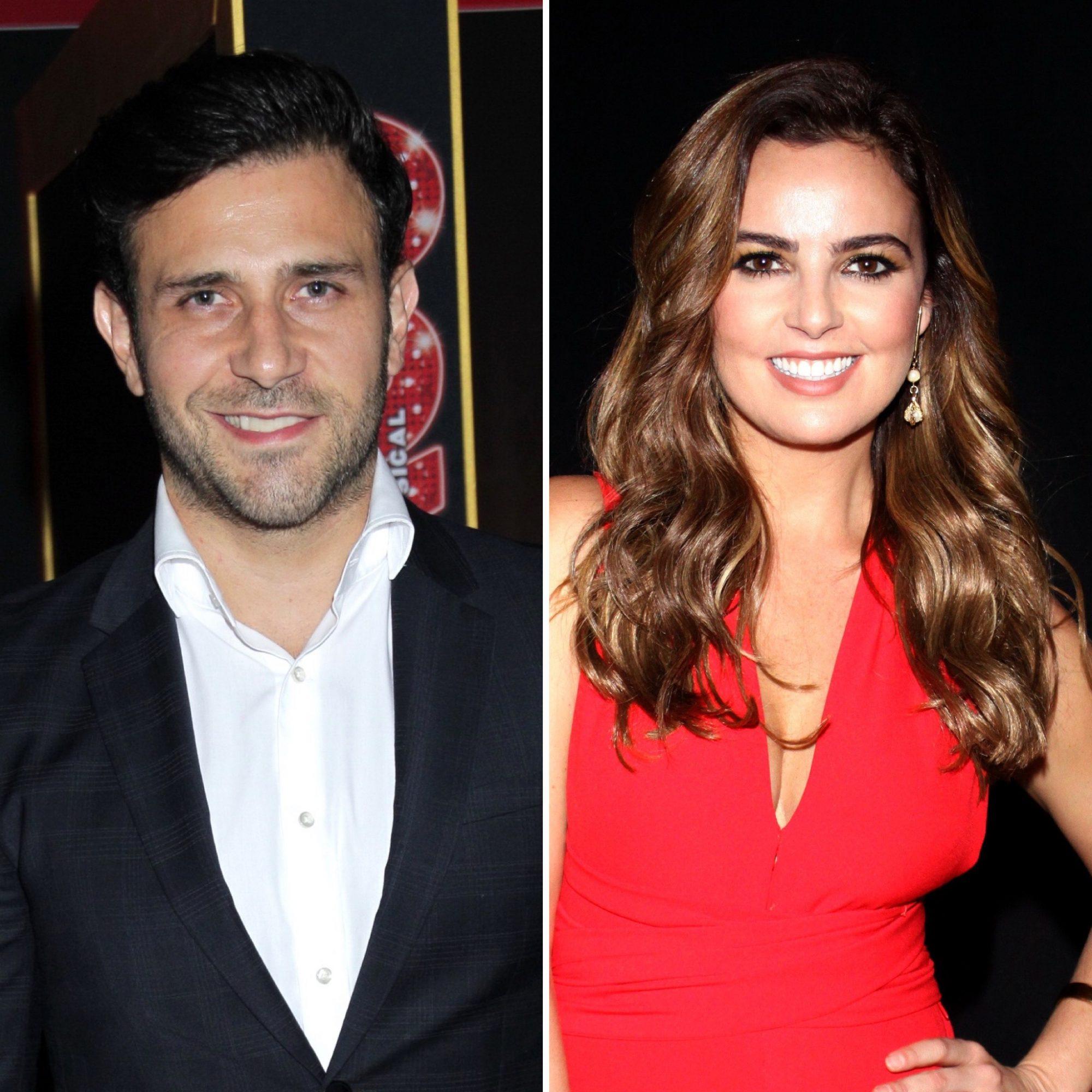 Carlos Ferro y Mariana Torres