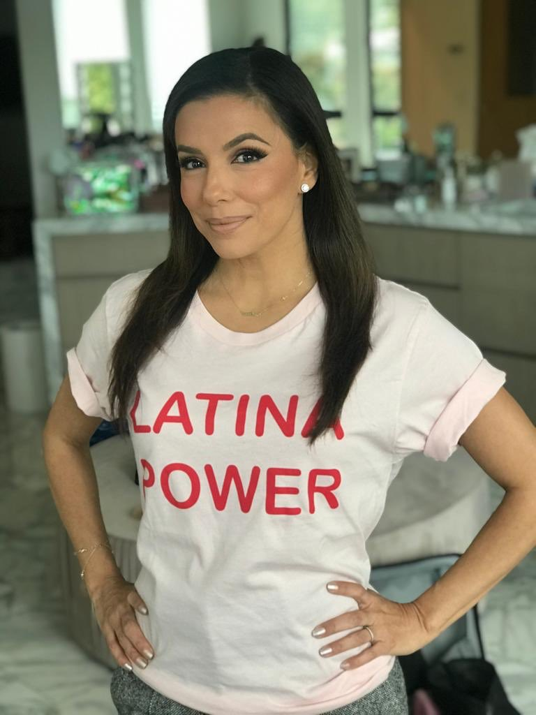 Eva Longoria latina equal pay
