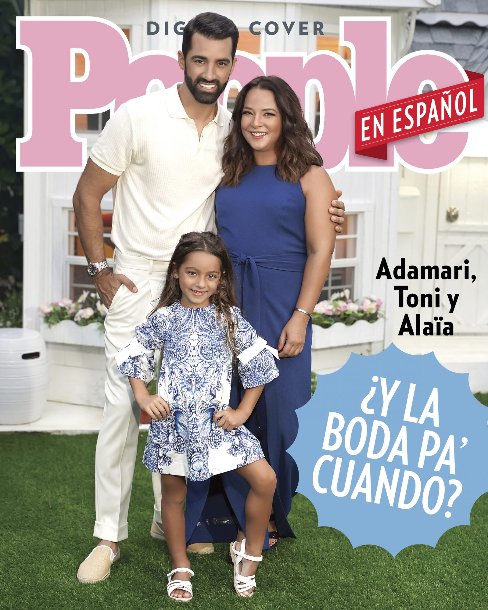 Adamari Lopez, Toni, Alaia (DO NOT REUSE)