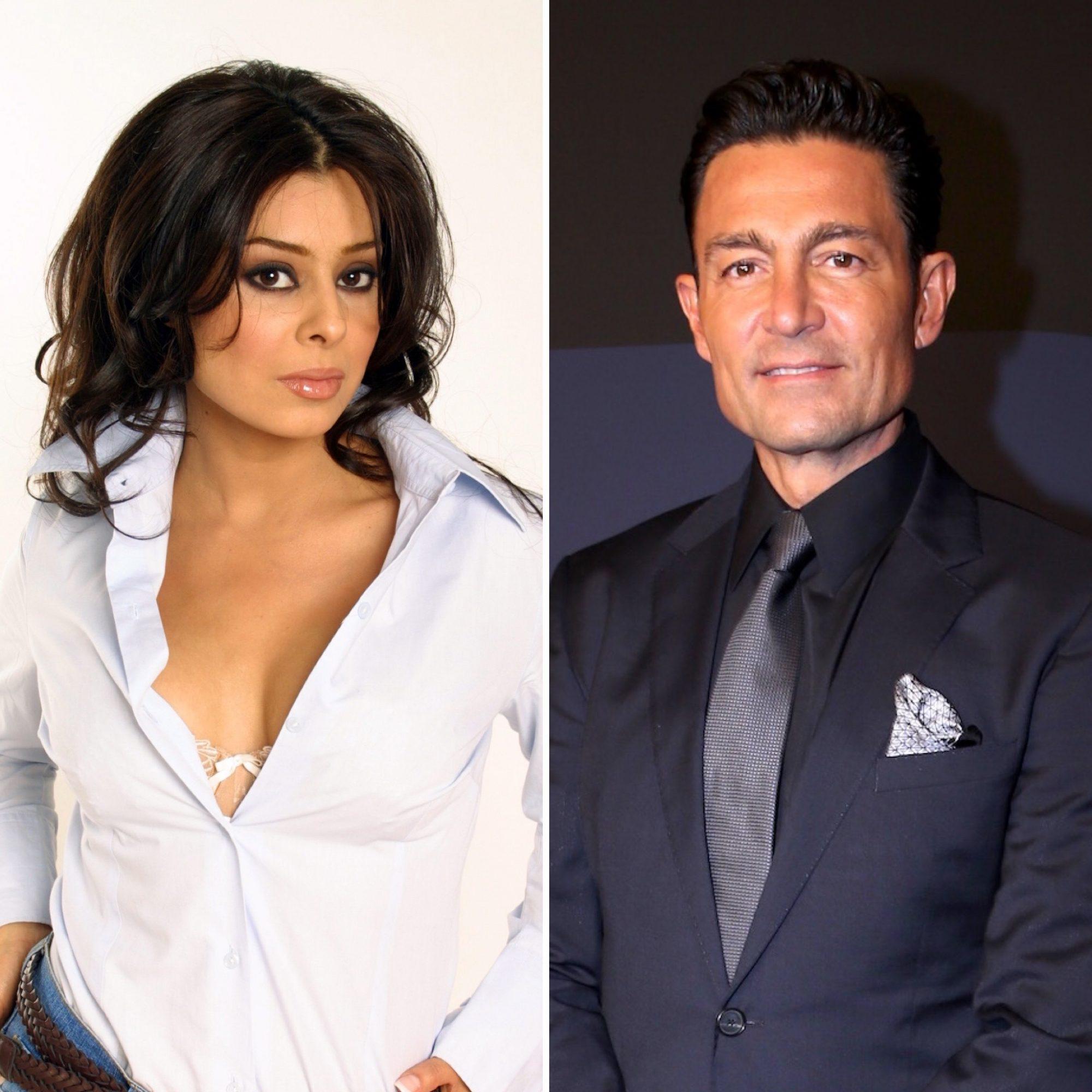 Yadhira Carrillo y Fernando Colunga