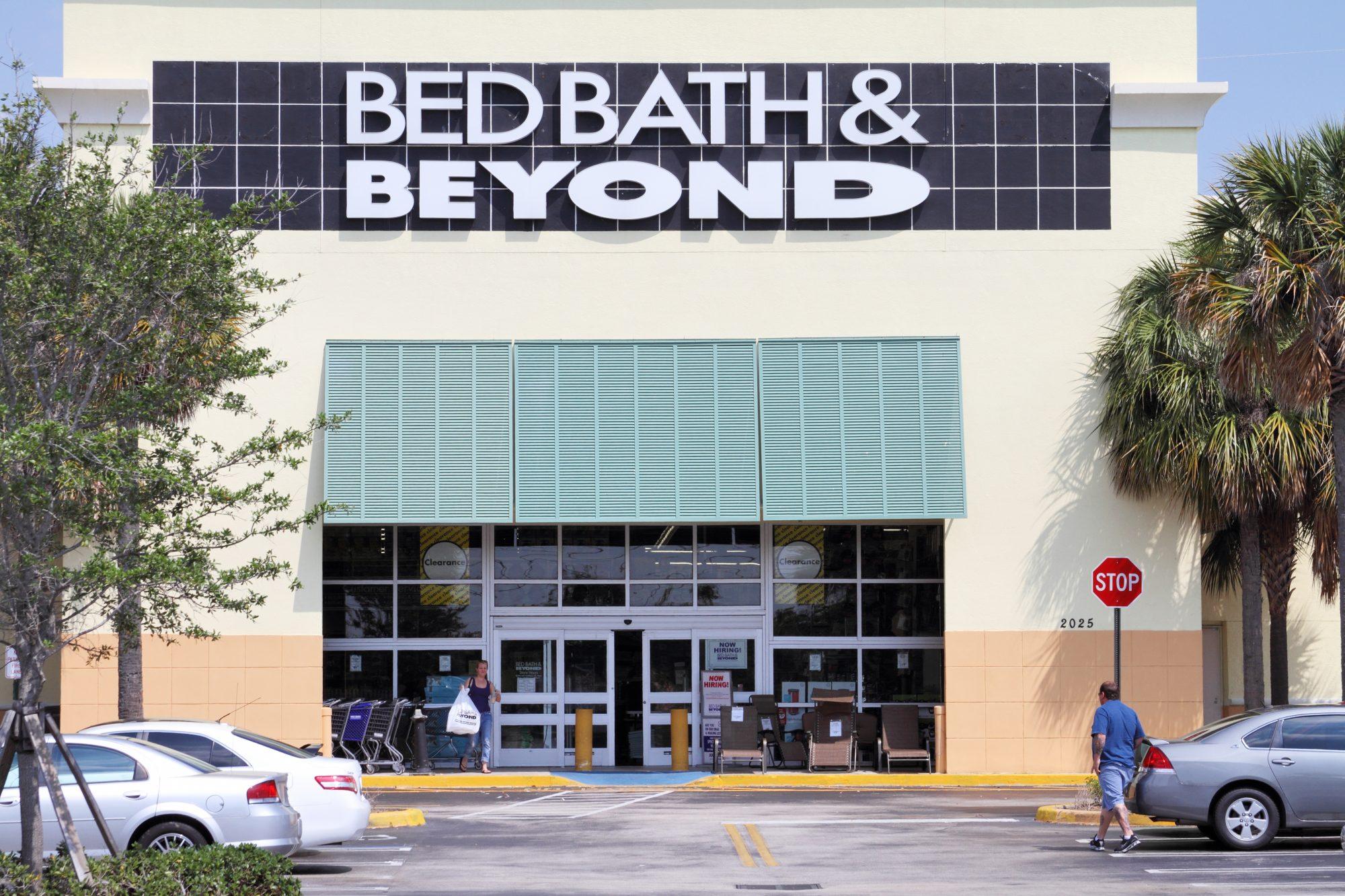 La sorprendente razón por la que Bed Bath & Beyond cortará la distribución de cupones