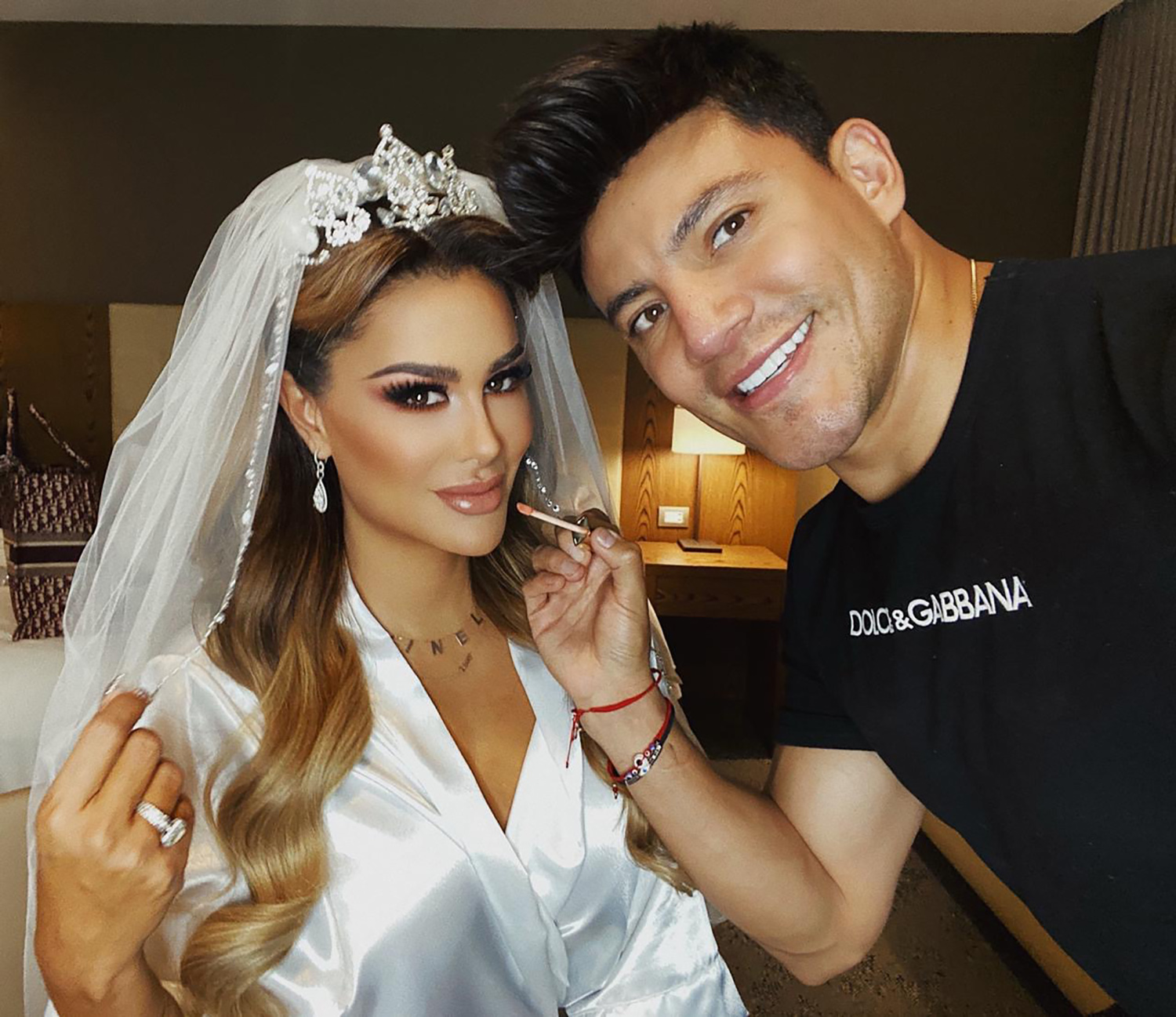Boda Ninel Conde y Larry Ramos - DO NOT REUSE