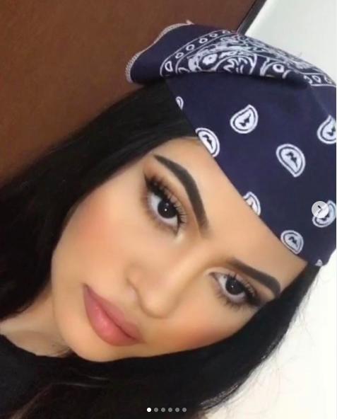 Yeraldin Ocampo doble Kylie Jenner