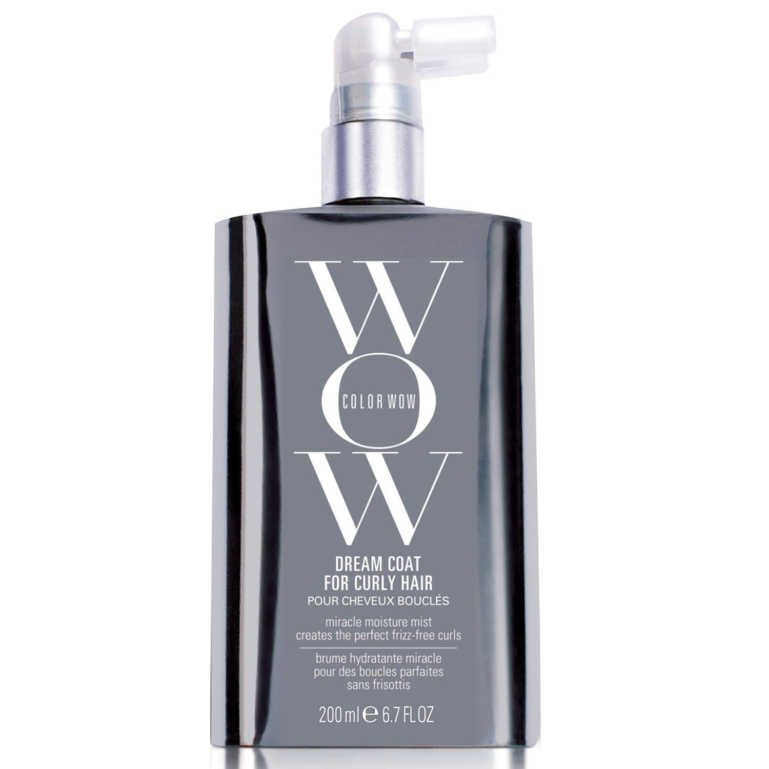 color wow dream coat curly hair miracle moisture mist frizz free curls