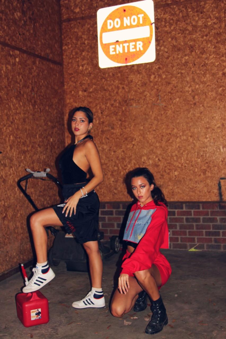 disenadoras puertorriquenas, coleccion ecologica, coleccion sostenible, hermanas disenadoras