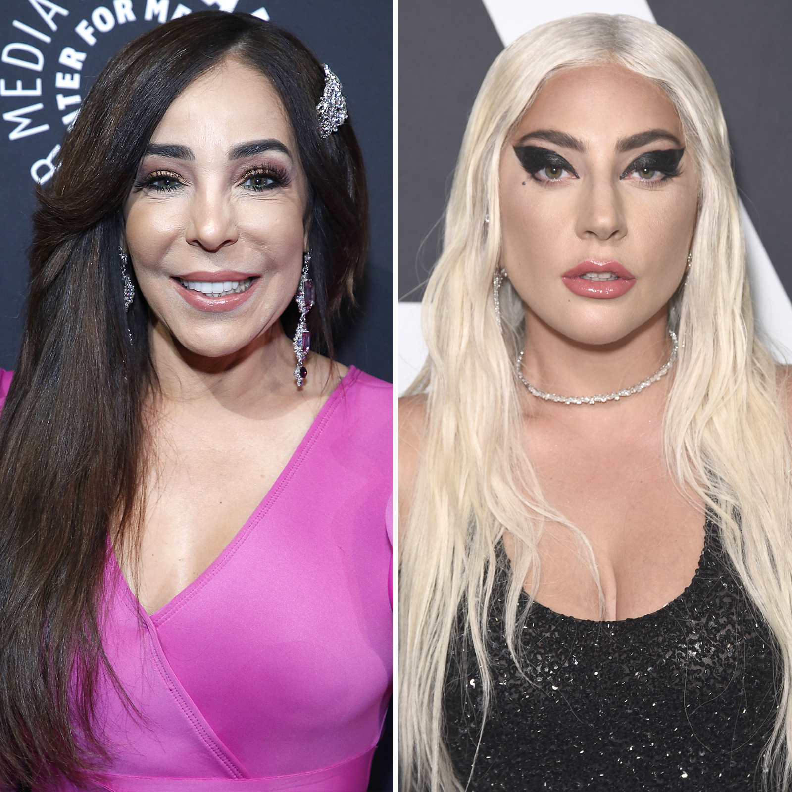 Lady Gaga y Gelena Solano
